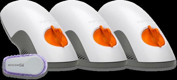 Dexcom G6 CGM Auto-Applicators